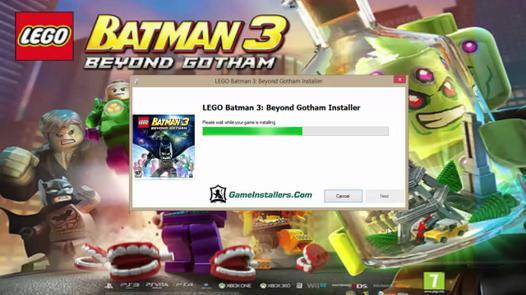 jeux video lego gratuit