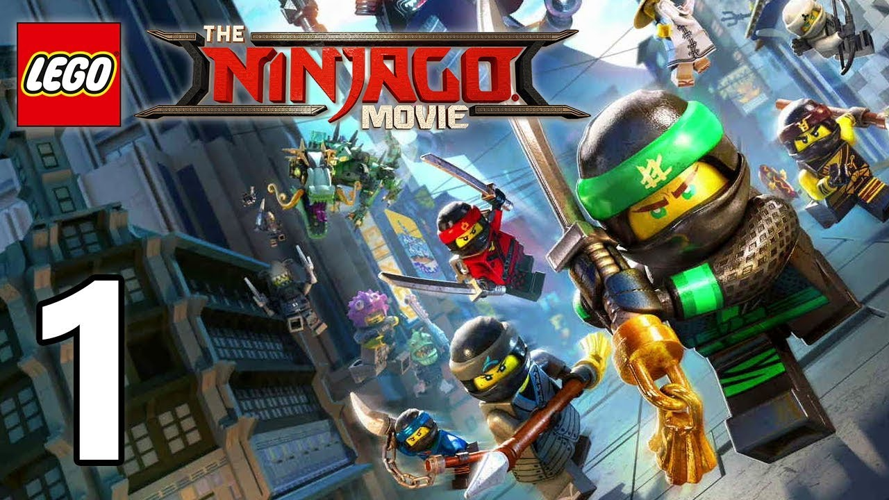 jeux video lego ninjago
