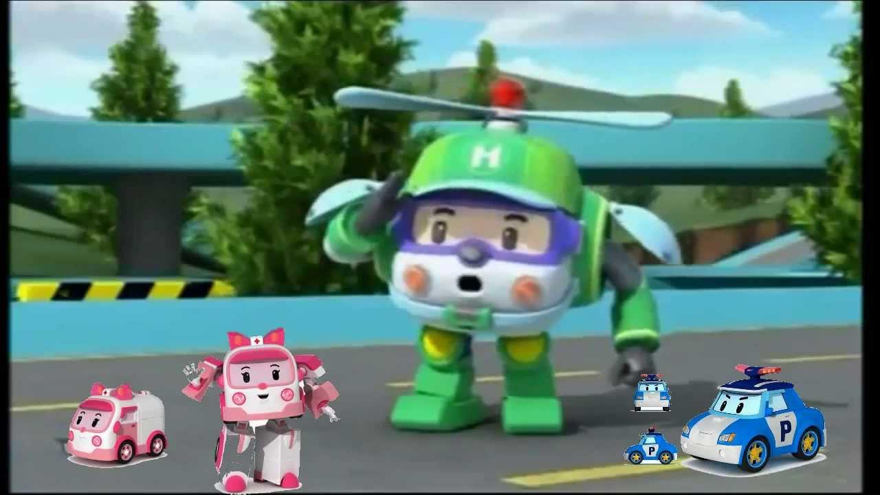 jeux video robocar poli