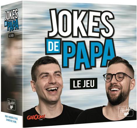 joke de papa jeu de societe