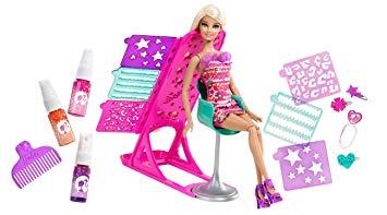 jouer a barbie coiffure