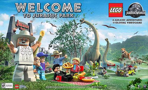 jouer a jurassic park