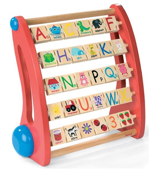 jouet alphabet