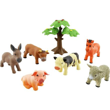 jouet animaux de la ferme bébé