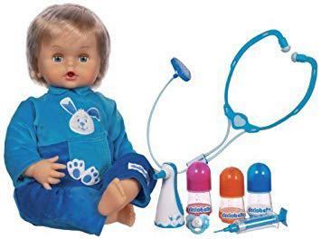 jouet bebe malade