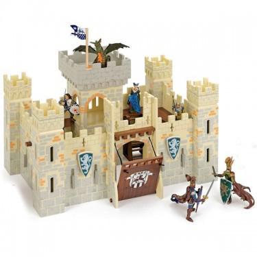 jouet chateau fort et chevaliers