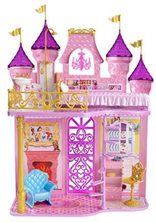 jouet chateau princesse