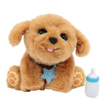 jouet chien peluche interactif