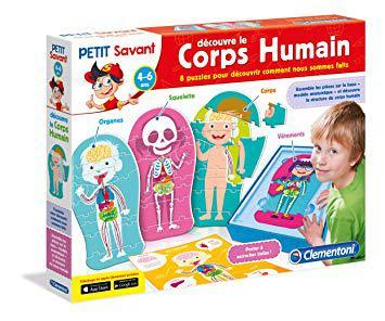 jouet corps humain