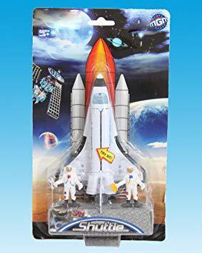 jouet fusée spatiale