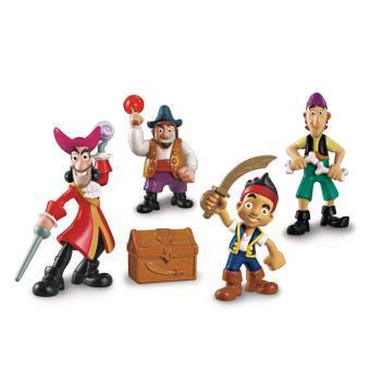 jouet jack et les pirates du pays imaginaire