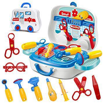 jouet malette docteur