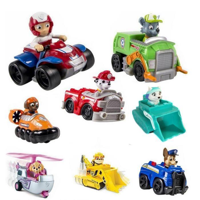 jouet paw patrol