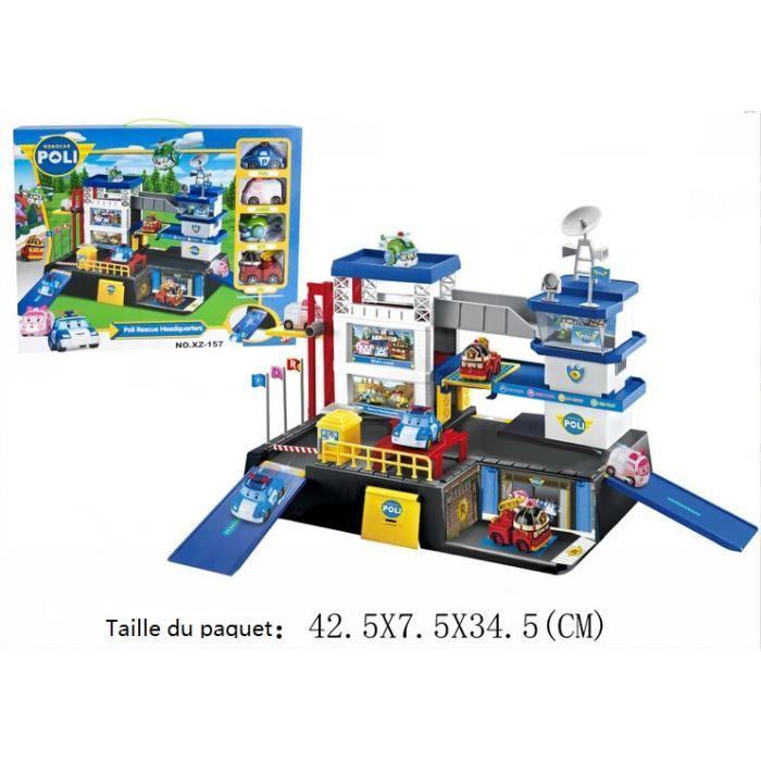 jouet robocar
