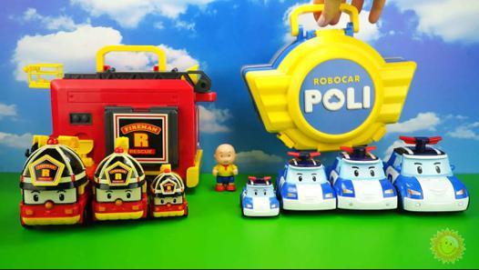 jouet robot car polly