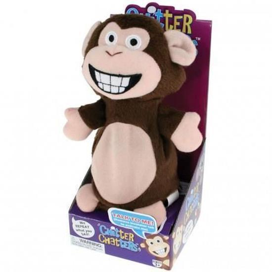 jouet singe qui parle