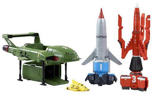jouet thunderbirds