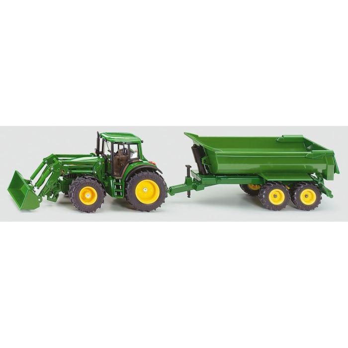 jouet tracteur miniature
