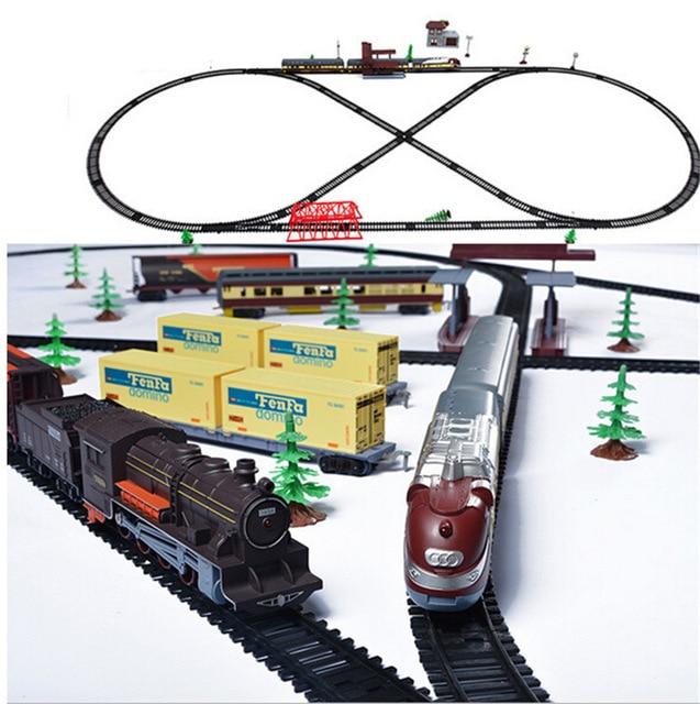 jouet train electrique
