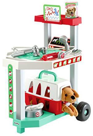 jouet veterinaire