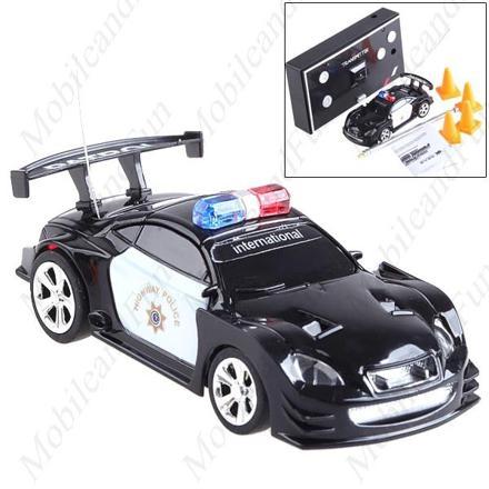 jouet voiture police avec sirene