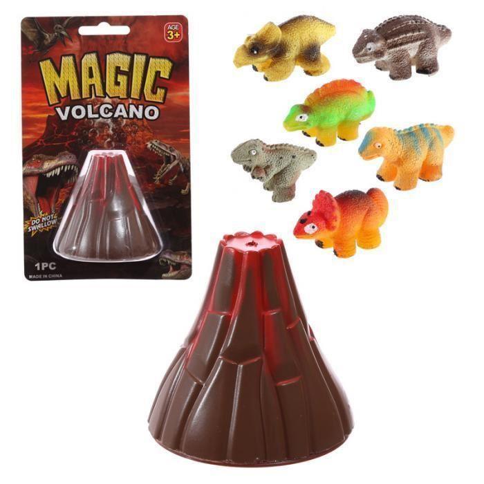 jouet volcan
