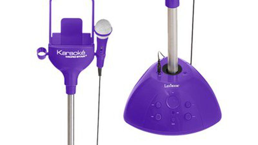 karaoké lexibook micro star