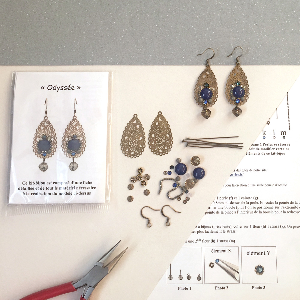 kit bijoux