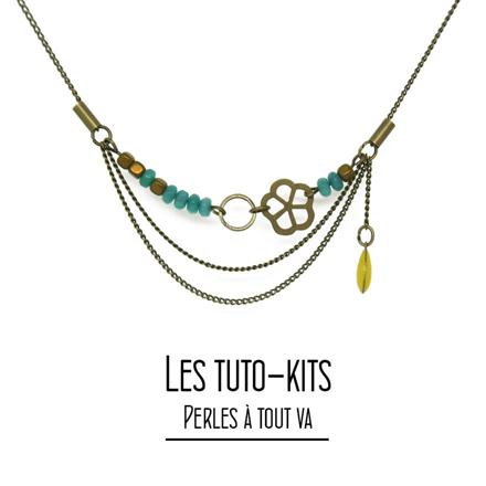 kit collier perles