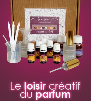 kit creation parfum