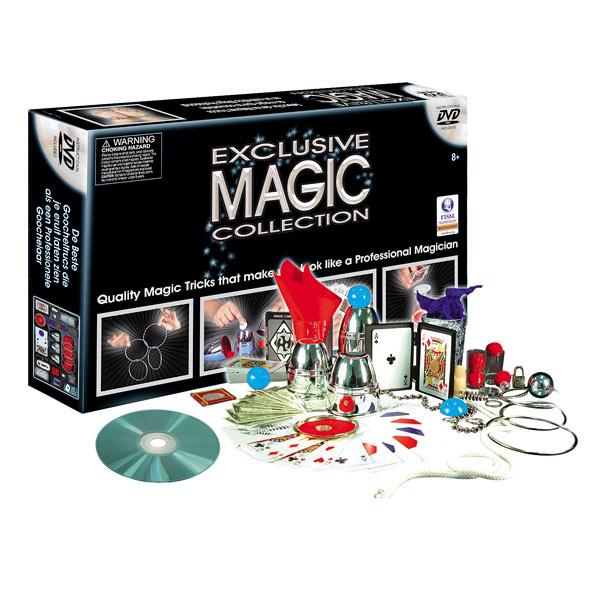 kit de magie adulte