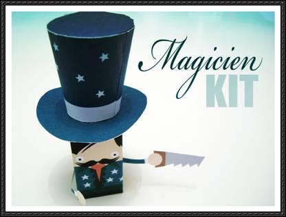 kit magicien