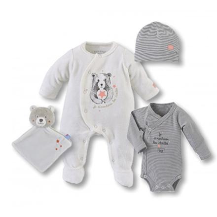 kit naissance bébé garçon