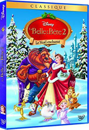 la belle et la bête 2 le noël enchanté streaming