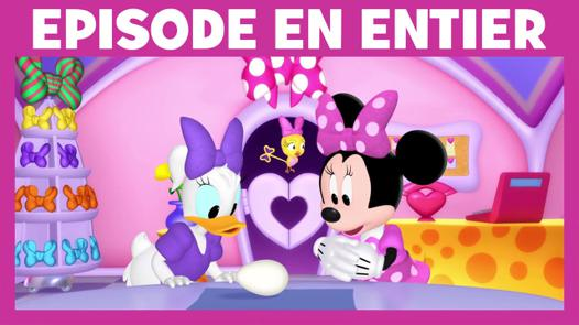 la boutique de minnie en français