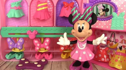 la boutique de minnie jouet