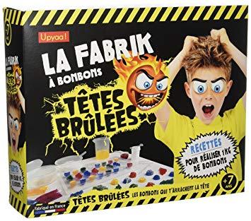la fabrik à bonbons têtes brulées