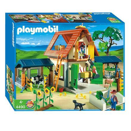la ferme de playmobil