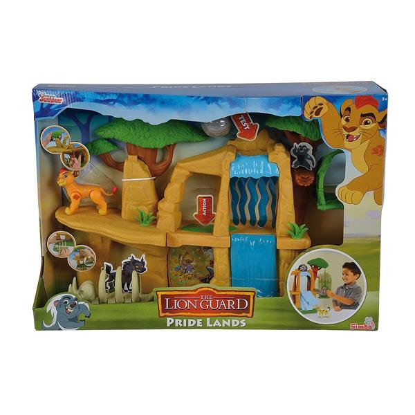 la garde du roi lion jouet