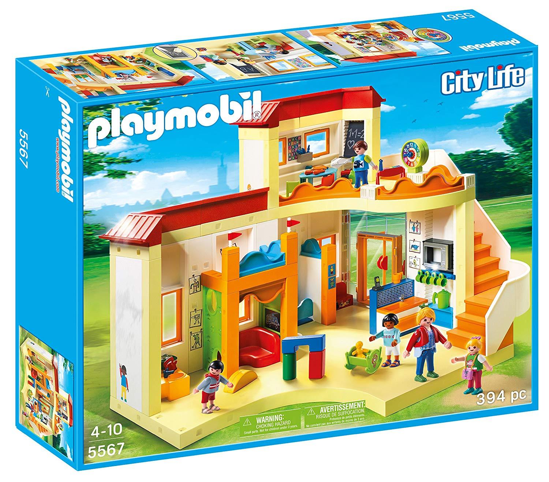 la garderie playmobil