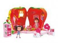 la maison de charlotte aux fraises