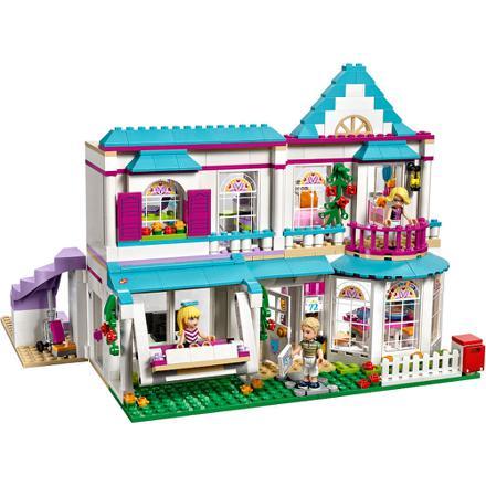la maison de stephanie lego friends