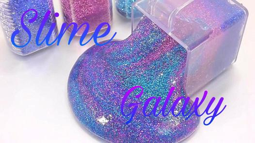 la petite epicerie slime galaxy