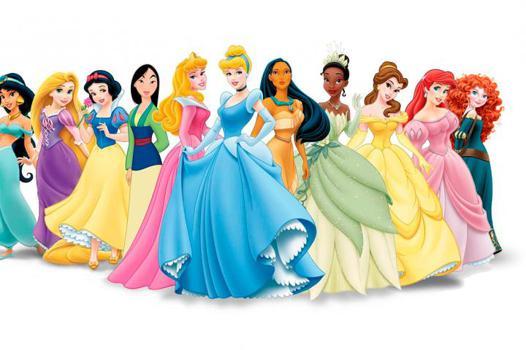 la princesse disney
