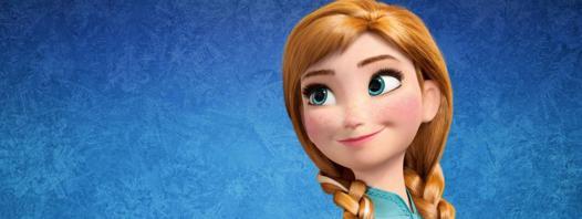 la reine des neiges anna
