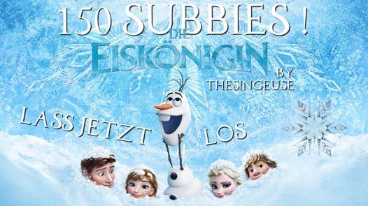 la reine des neiges en allemand