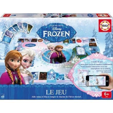 la reine des neiges le jeu