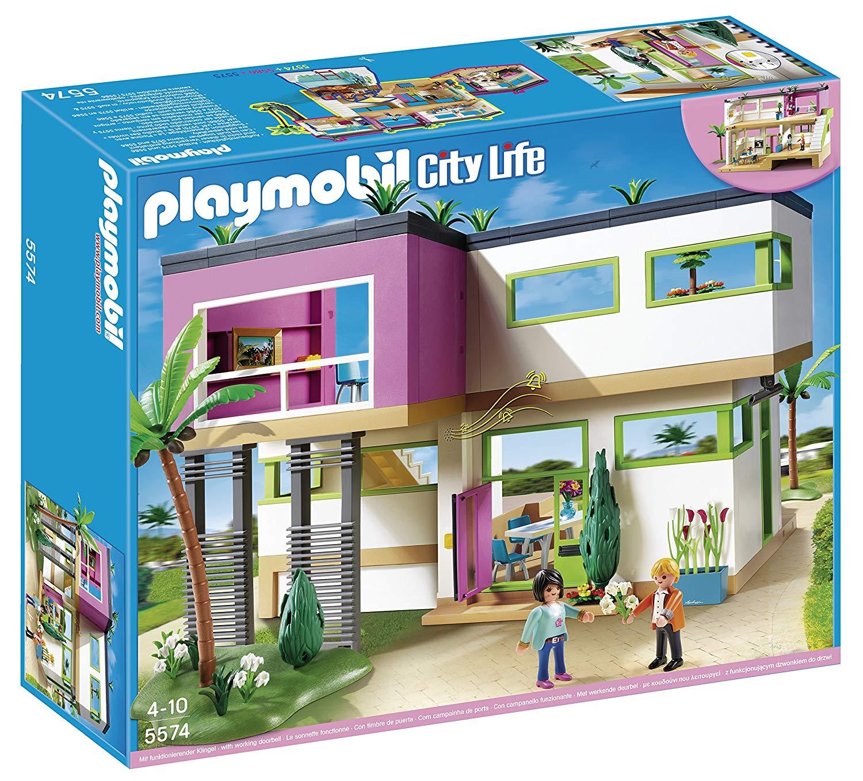 la villa playmobil