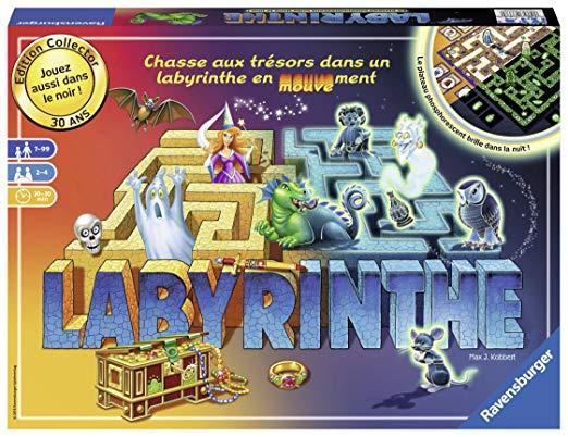 labyrinthe phosphorescent