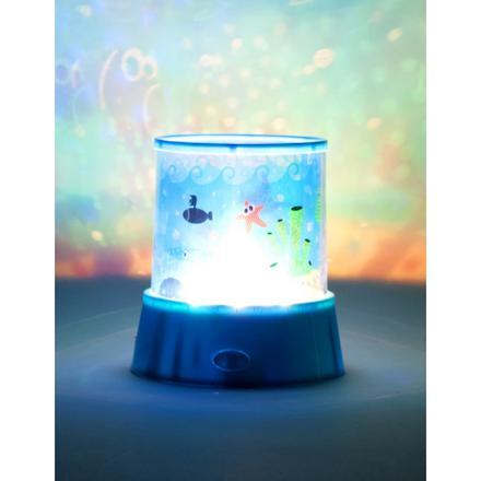 lampe bébé projection
